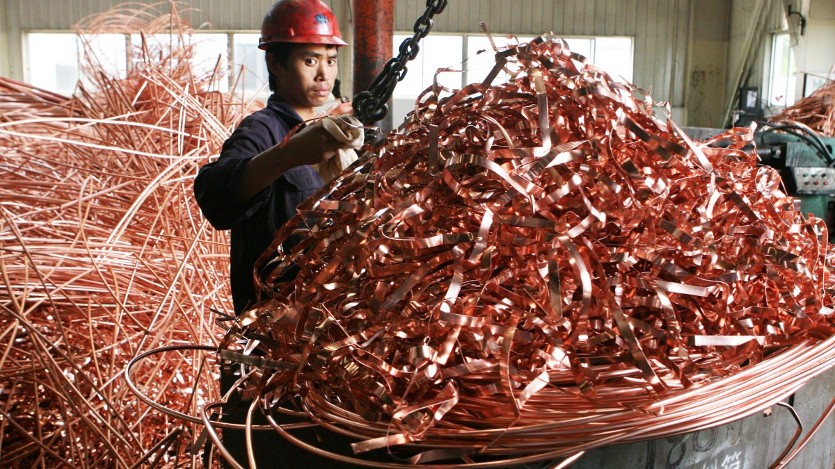 Copper Scrap Buyer