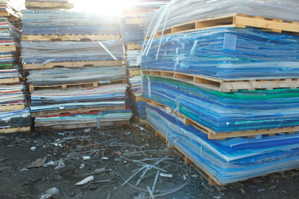 Acrylic Sheet Scrap Buyers