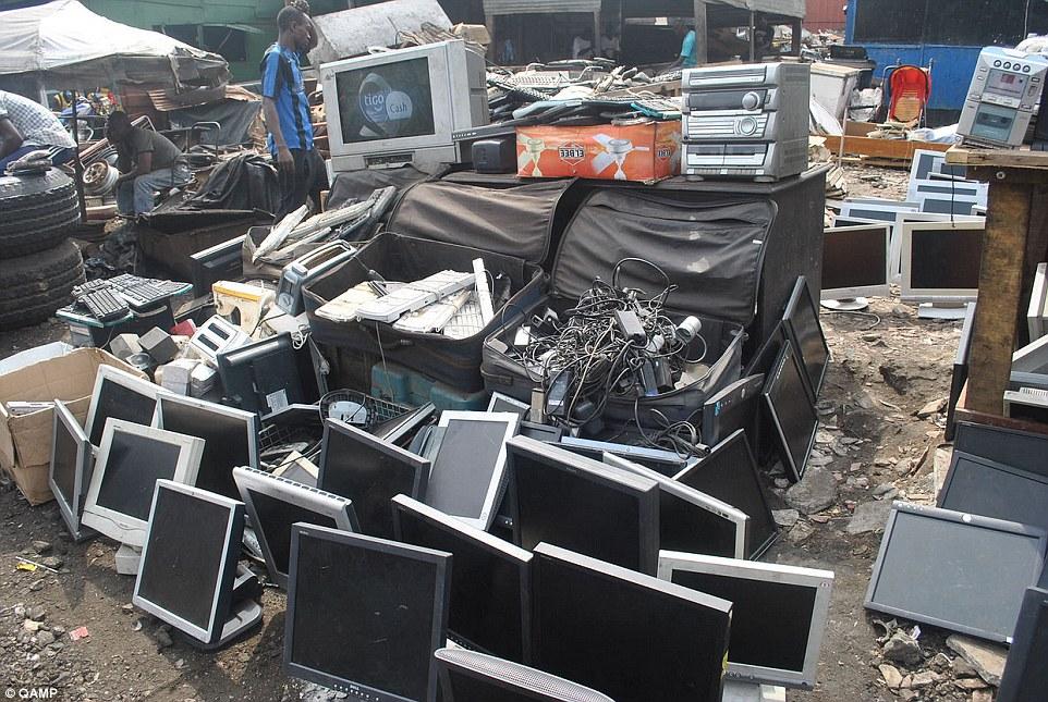 Computer Scrap Buyer