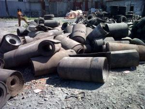 Conveyor Belt Scraps Hyderabad