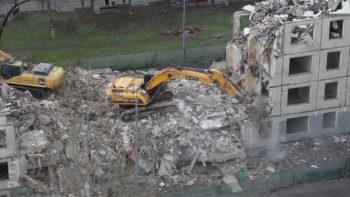 Demolishing Work Scrap Buyers