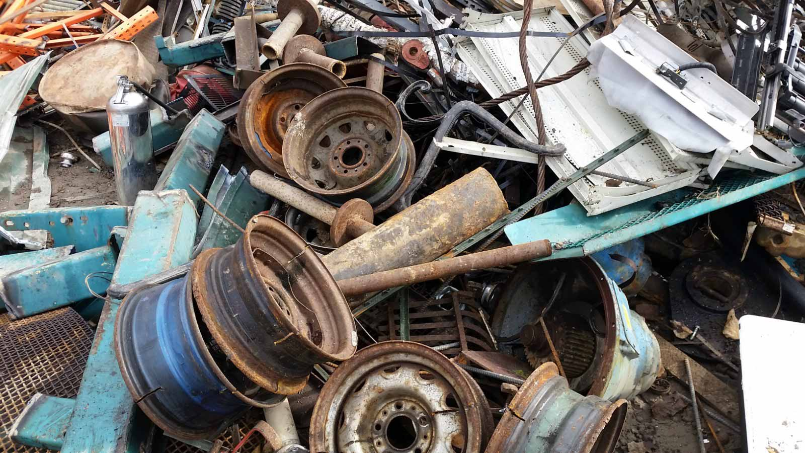 Ferrous & Non Ferrous Scrap Buyer in Hyderabad