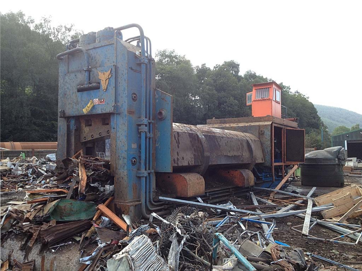 Old Machinery Scrap Buyer