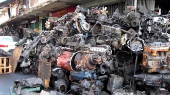 Motors Parts Scrap Buyers in Hyderabad