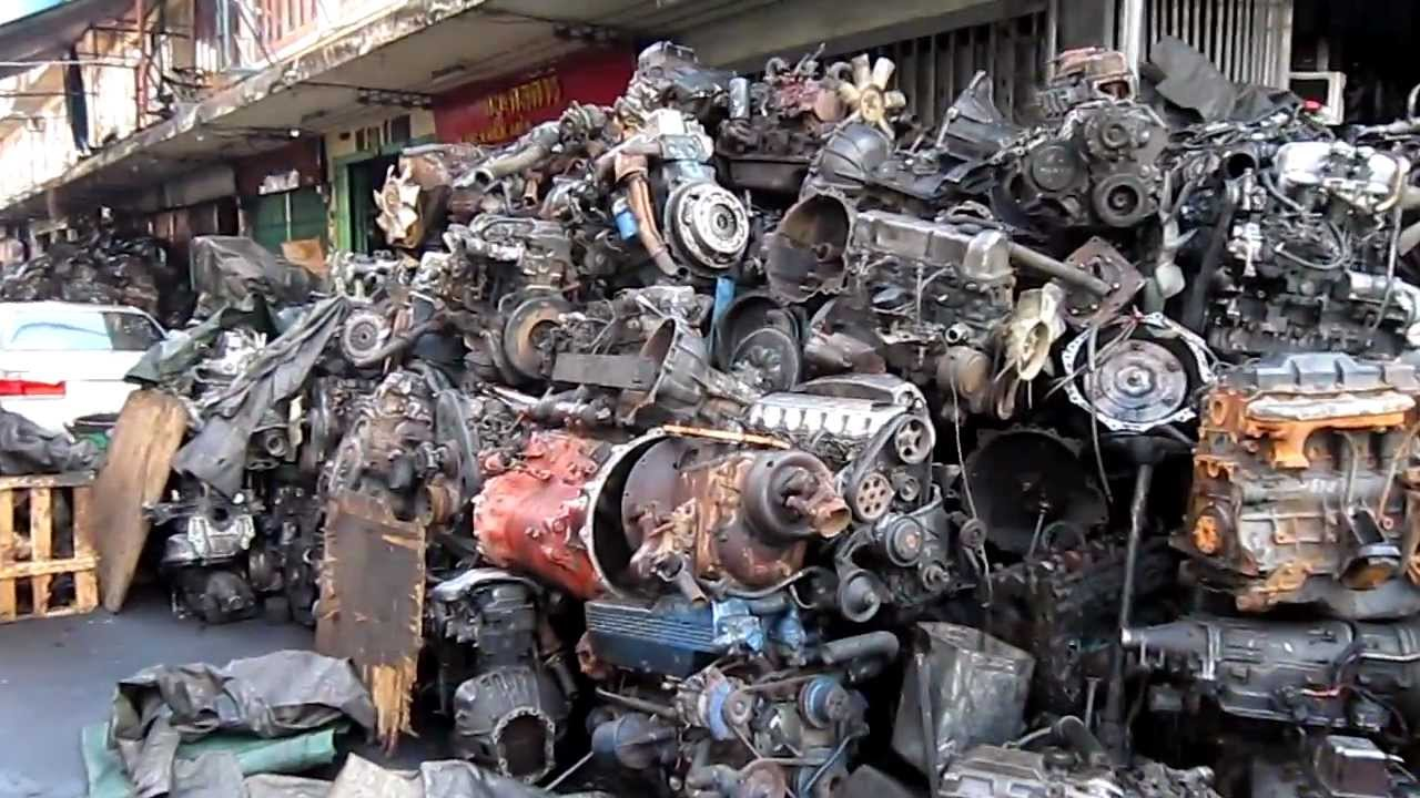 Motors Parts Scrap Buyer