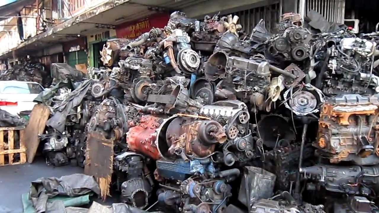 Motors Parts Scrap Buyer