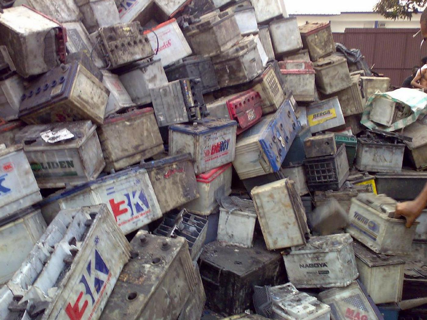 Battery Scrap Buyers in Hyderabad